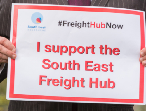 SEM, LeadWest, NorthLink seek freight rail solution
