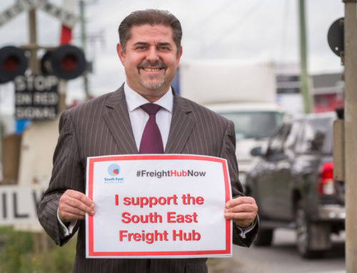 SEM, LeadWest, NorthLink seek freight rail solution
